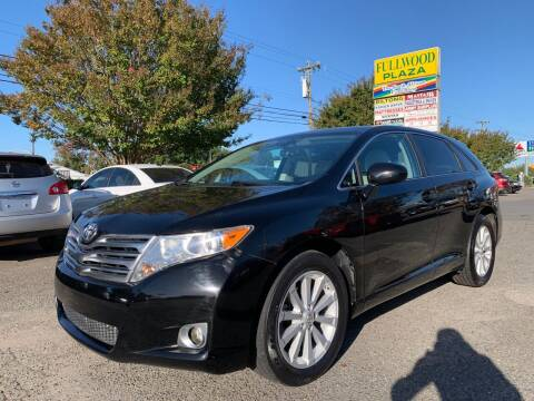 2011 Toyota Venza for sale at 5 Star Auto in Matthews NC