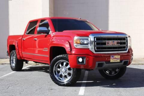 2014 GMC Sierra 1500 for sale at El Compadre Trucks in Doraville GA