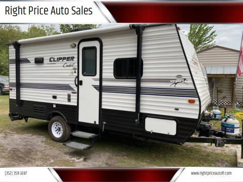 2018 Coachmen CLIPPER for sale at Right Price Auto Sales-Gainesville Trailers in Gainesville FL