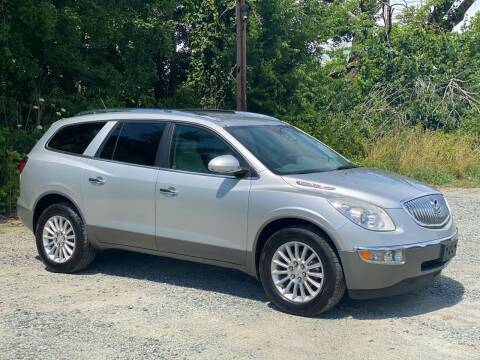 2012 Buick Enclave for sale at Charlie's Used Cars in Thomasville NC