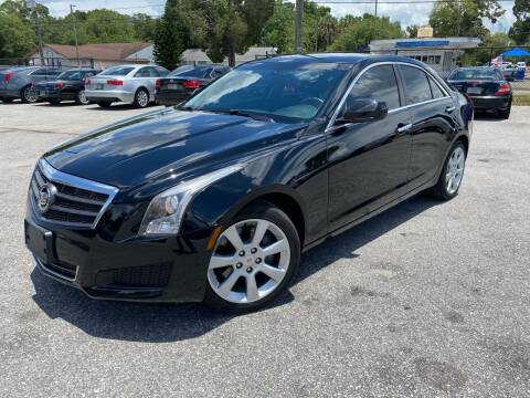 2014 Cadillac ATS for sale at CHECK AUTO, INC. in Tampa FL