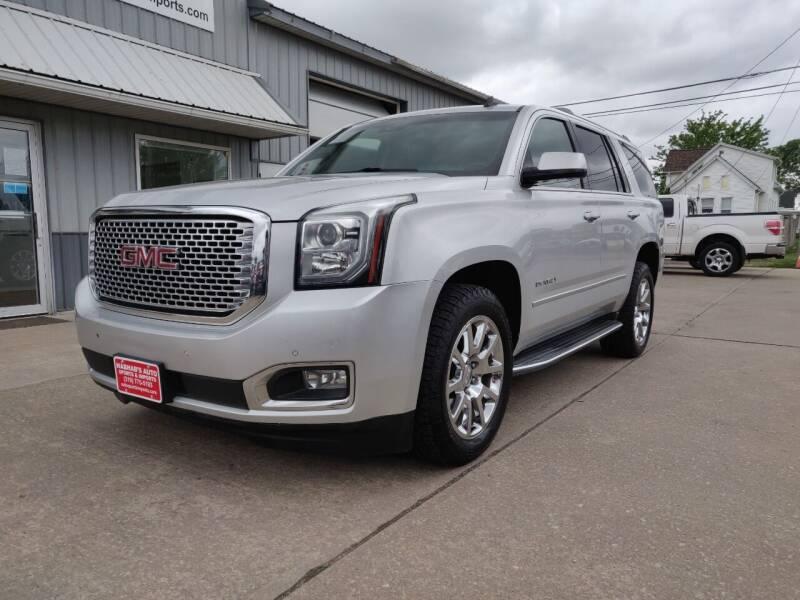 2015 GMC Yukon for sale at Habhab's Auto Sports & Imports in Cedar Rapids IA