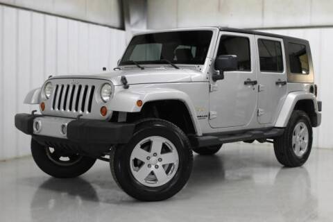 2008 Jeep Wrangler Unlimited for sale at Speedy Automotive in Philadelphia PA