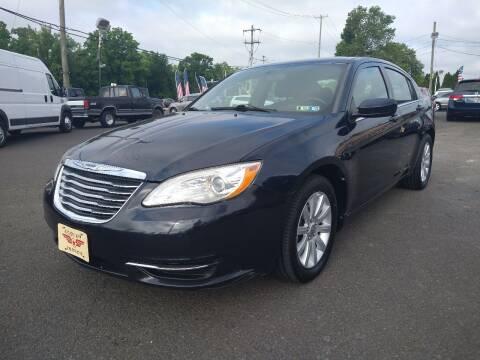 2011 Chrysler 200 for sale at P J McCafferty Inc in Langhorne PA