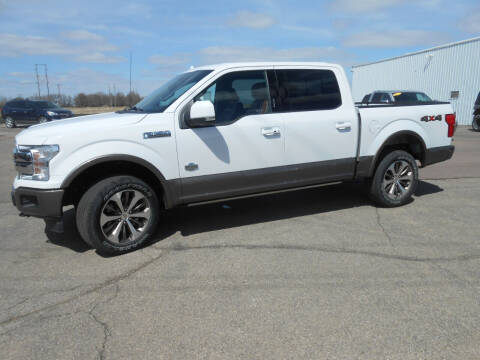 2020 Ford F-150 for sale at Salmon Automotive Inc. in Tracy MN