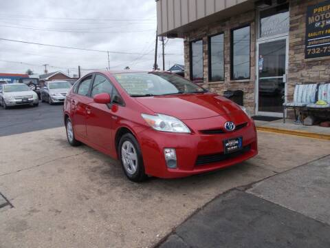 2010 Toyota Prius for sale at Preferred Motor Cars of New Jersey in Keyport NJ