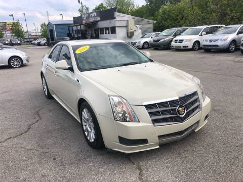2011 Cadillac CTS for sale at LexTown Motors in Lexington KY