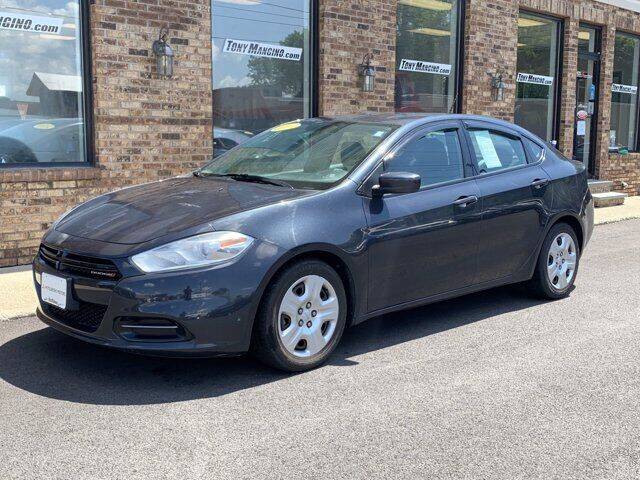2013 Dodge Dart for sale at The King of Credit in Clifton Park NY