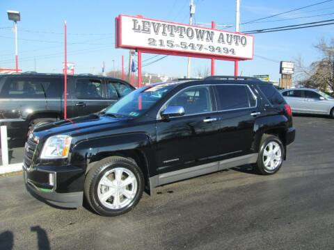 2016 GMC Terrain for sale at Levittown Auto in Levittown PA