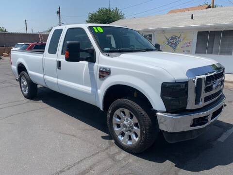 2010 Ford F-250 Super Duty for sale at Robert Judd Auto Sales in Washington UT