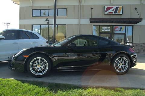 2016 Porsche Cayman for sale at Auto Assets in Powell OH