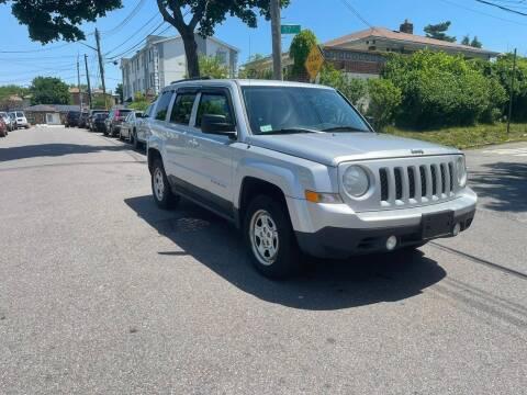 2013 Jeep Patriot for sale at Kapos Auto, Inc. in Ridgewood NY