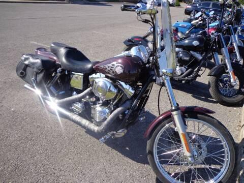 2005 Harley-Davidson fxdwg for sale at Dan Powers Honda Motorsports in Elizabethtown KY