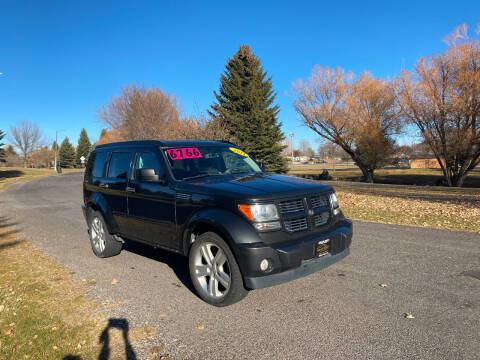 2011 Dodge Nitro for sale at BELOW BOOK AUTO SALES in Idaho Falls ID