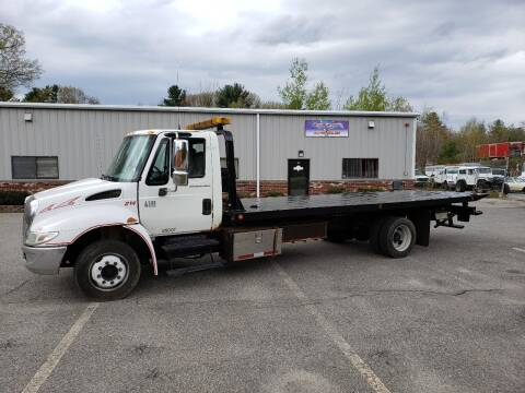 2004 International 4300 for sale at GRS Auto Sales and GRS Recovery in Hampstead NH
