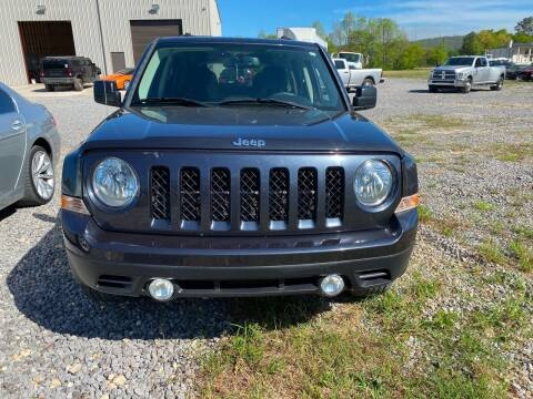 2016 Jeep Patriot for sale at Anaheim Auto Auction in Irondale AL