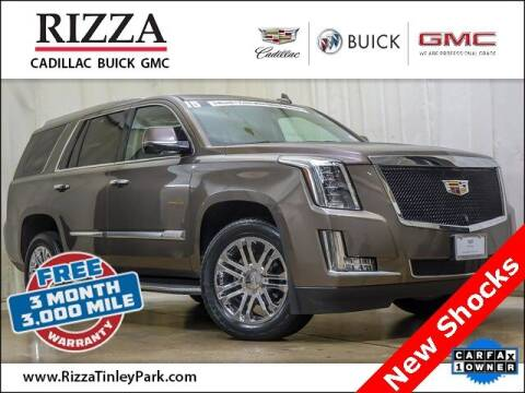 2015 Cadillac Escalade for sale at Rizza Buick GMC Cadillac in Tinley Park IL