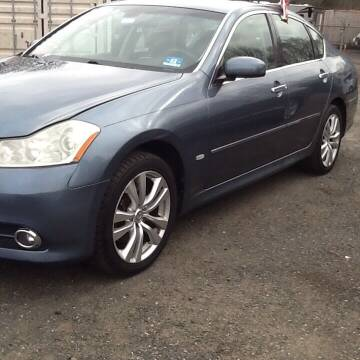 2008 Infiniti M35 for sale at Lance Motors in Monroe Township NJ