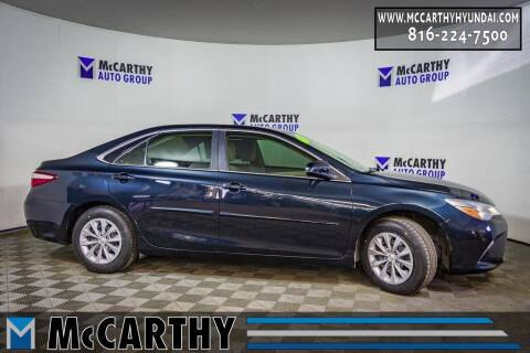 2015 Toyota Camry for sale at Mr. KC Cars - McCarthy Hyundai in Blue Springs MO