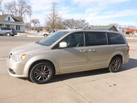 2016 Dodge Grand Caravan for sale at Faw Motor Co - Faws Garage Inc. in Arapahoe NE
