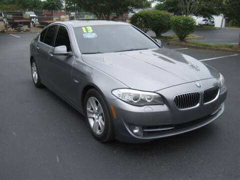 2013 BMW 5 Series for sale at Reza Dabestani in Knoxville TN