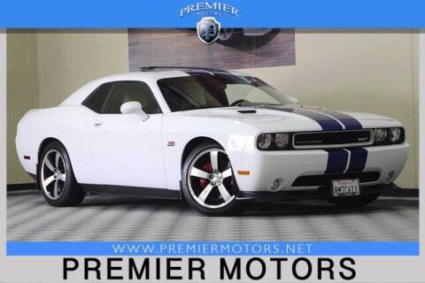 2011 Dodge Challenger for sale at Premier Motors in Hayward CA