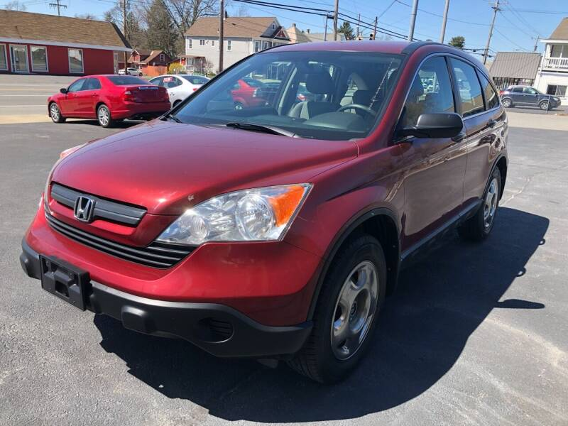 2009 Honda CR-V for sale at JB Auto Sales in Schenectady NY