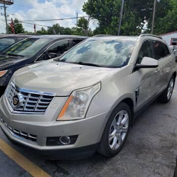 2013 Cadillac SRX for sale at America Auto Wholesale Inc in Miami FL