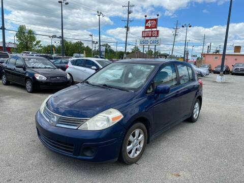 2008 Nissan Versa for sale at 4th Street Auto in Louisville KY