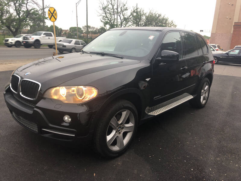 2010 BMW X5 for sale at Morelia Auto Sales & Service in Maywood IL