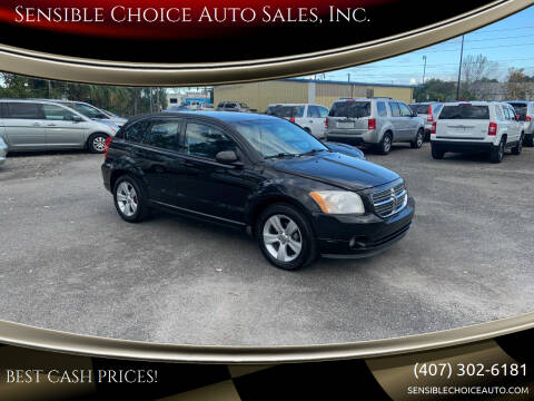 2011 Dodge Caliber for sale at Sensible Choice Auto Sales, Inc. in Longwood FL
