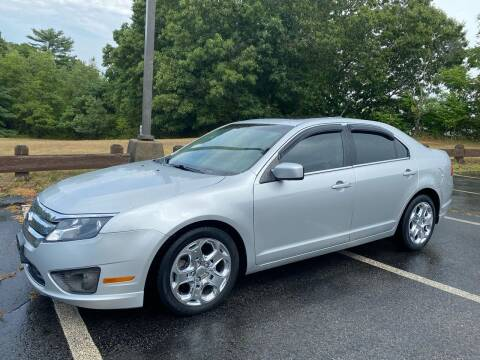 2011 Ford Fusion for sale at Padula Auto Sales in Braintree MA