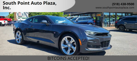 2021 Chevrolet Camaro for sale at South Point Auto Plaza, Inc. in Albany NY