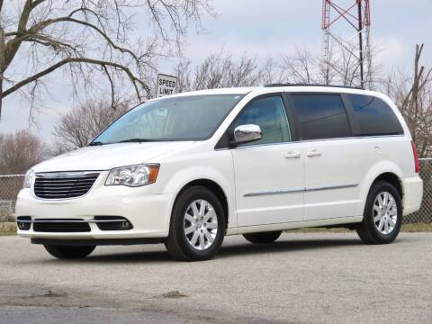 2011 Chrysler Town and Country for sale at Tonys Pre Owned Auto Sales in Kokomo IN