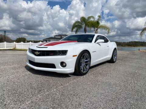 2011 Chevrolet Camaro for sale at Specialty Motors LLC in Land O Lakes FL