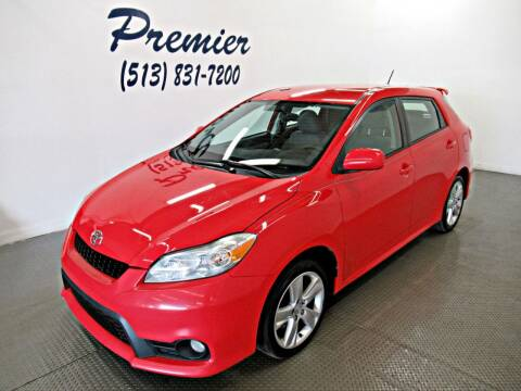 2012 Toyota Matrix for sale at Premier Automotive Group in Milford OH