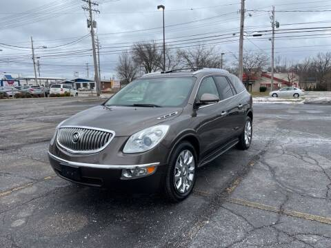 2012 Buick Enclave for sale at TKP Auto Sales in Eastlake OH