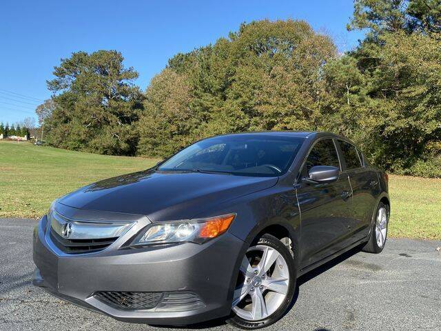 2015 Acura ILX for sale at Global Pre-Owned in Fayetteville GA