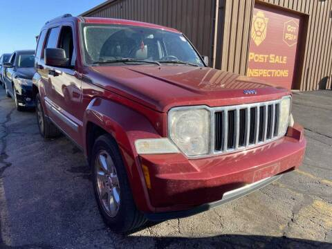 2009 Jeep Liberty for sale at Valpo Motors in Valparaiso IN