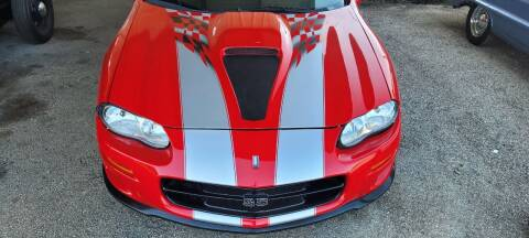 2002 Chevrolet Camaro for sale at COLLECTABLE-CARS LLC in Nacogdoches TX