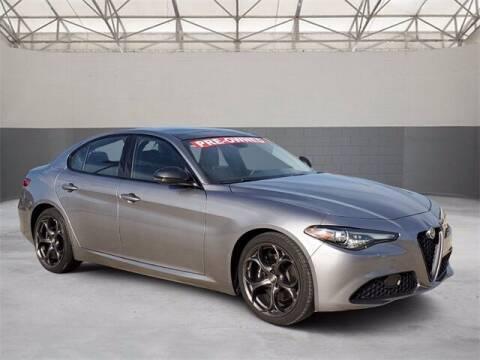 2019 Alfa Romeo Giulia for sale at Gregg Orr Pre-Owned Shreveport in Shreveport LA