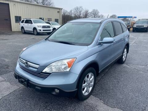 2009 Honda CR-V for sale at Brewster Used Cars in Anderson SC