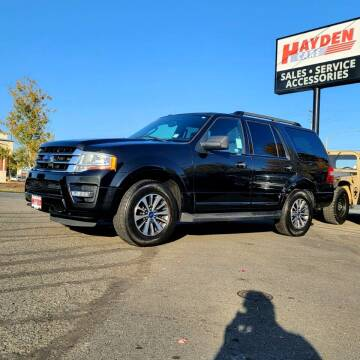 2015 Ford Expedition for sale at Hayden Cars in Coeur D Alene ID
