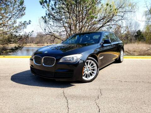 2011 BMW 7 Series for sale at Excalibur Auto Sales in Palatine IL