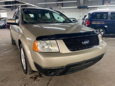 2006 Ford Freestyle for sale at John Warne Motors in Canonsburg PA
