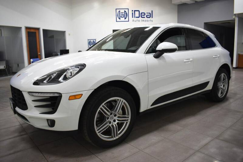 2017 Porsche Macan for sale at iDeal Auto Imports in Eden Prairie MN