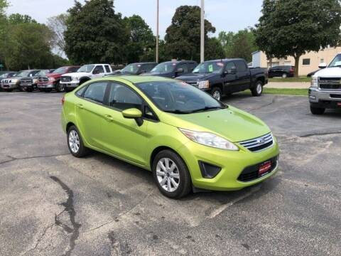 2011 Ford Fiesta for sale at WILLIAMS AUTO SALES in Green Bay WI
