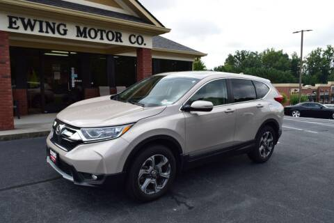2018 Honda CR-V for sale at Ewing Motor Company in Buford GA