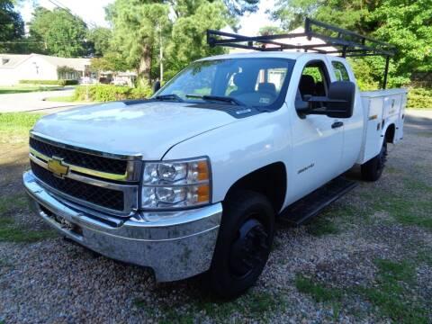2012 Chevrolet Silverado 3500HD CC for sale at Liberty Motors in Chesapeake VA