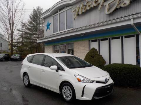2015 Toyota Prius v for sale at Nicky D's in Easthampton MA